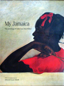 Book title of My Jamaica