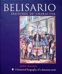Book title of Belisario - Sketches of character