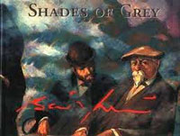 Book title Shades of Grey