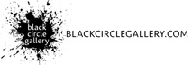 Black Circle Gallery Logo and Banner