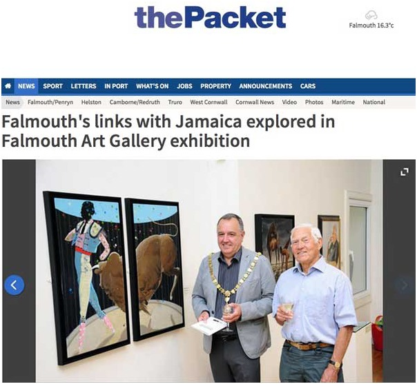 Falmouth's-links-with-Jamaica-explored-in-Falmouth-Art-Gallery